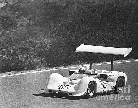California Views Archives Mr Pat Hathaway Archives - 65	Phil Hill	Chaparral 2E Chevrolet	Chaparral Cars Oct 16, 1966