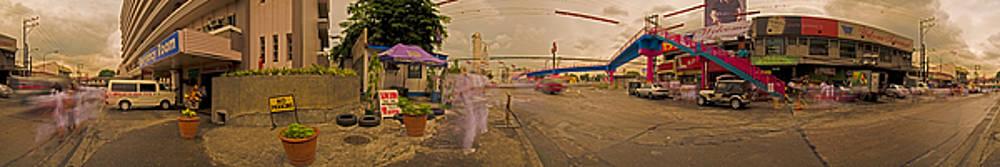 Rolf Bertram - 6X1 Philippines Number 260 Hospital Panorama