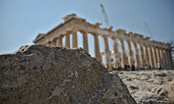 Athens Greece by Cendrine Marrouat