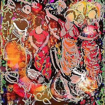 BIHU dance by Subrata Bose