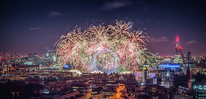Stewart Marsden - Happy New Year London