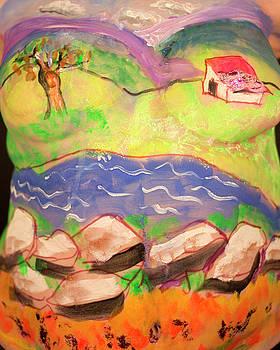 Best Strokes -  formerly Breast Strokes - Hadassah Greater Atlanta - 7. Joyce English, Artist, 2018