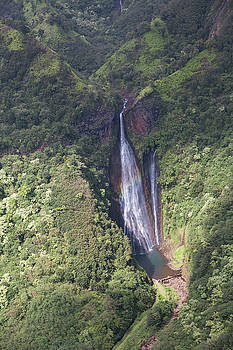 Steven Lapkin - Manawaiopuna Falls