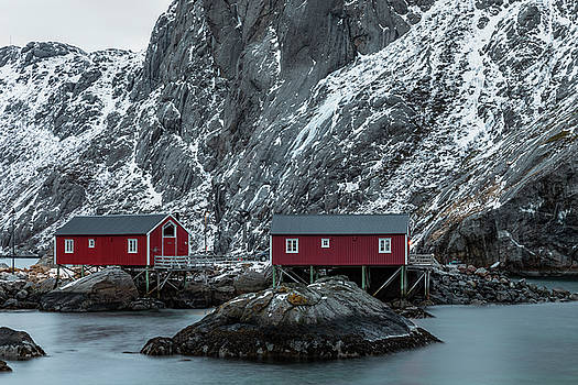 Nusfjord, Lofoten - Norway by Joana Kruse