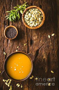 Mythja  Photography - Pumpkin soup