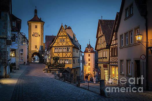 Rothenburg ob der Tauber by JR Photography