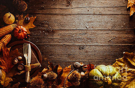 Mythja  Photography - Thanksgiving dinner