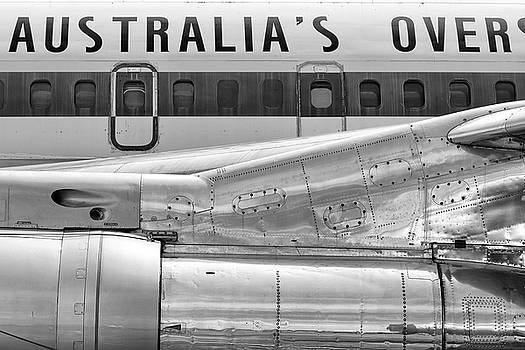 707 Nacelle and Fuselage by Chris Buff