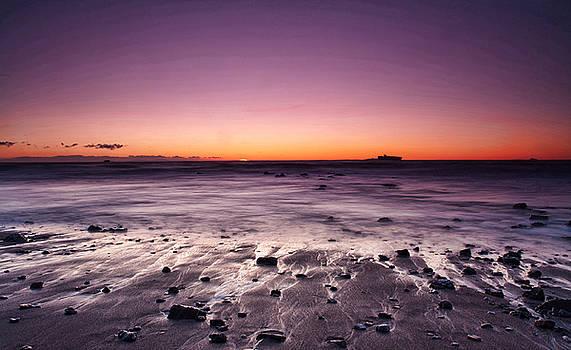Sunset by Dorothy Binder