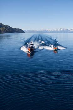Steven Lapkin - Tahoe Classic Wooden Boats