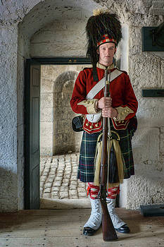 Nikolyn McDonald - 78th Highlander - Halifax Citadel - Nova Scotia - Canada