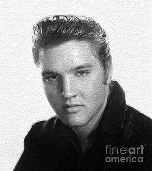 Mary Bassett - Elvis Presley, Rock and Roll Legend