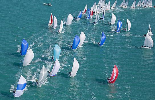 Steven Lapkin - J70s Key West