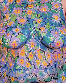 8. Joyce English, Artist, 2017 by Best Strokes -  formerly Breast Strokes - Hadassah Greater Atlanta