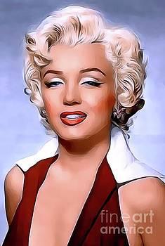 John Springfield - Marilyn Monroe, Actress and Model