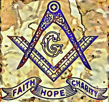 Pierre Blanchard - Masonic Symbolism Reworked