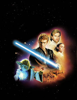 Star Wars Episode II - Attack of the Clones 2002 by Unknow