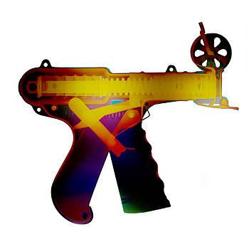 Roy Livingston - X-ray Ray Gun #5
