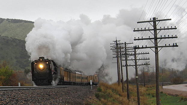 844 Under Full Steam by L J Penrod