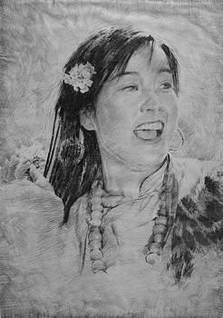 Sketch by Xiaojian Yang