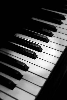 Aaron Berg - 88 Keys To The Heart