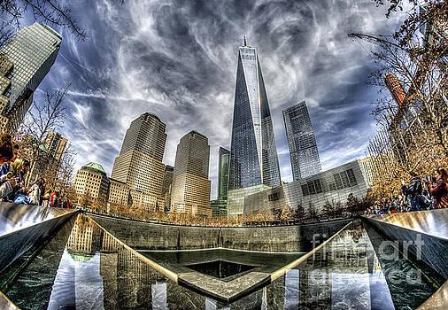 9/11 Memorial - NYC by Rafael Quirindongo