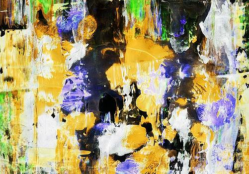 Abstract Acrylic by Max Kulich
