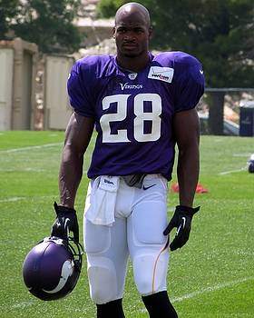 Kyle West - Adrian Peterson