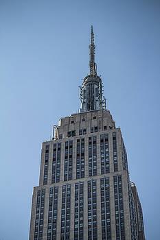 Empire State Building by Robert J Caputo