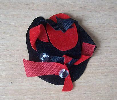Handmade Brooch by Larisa M