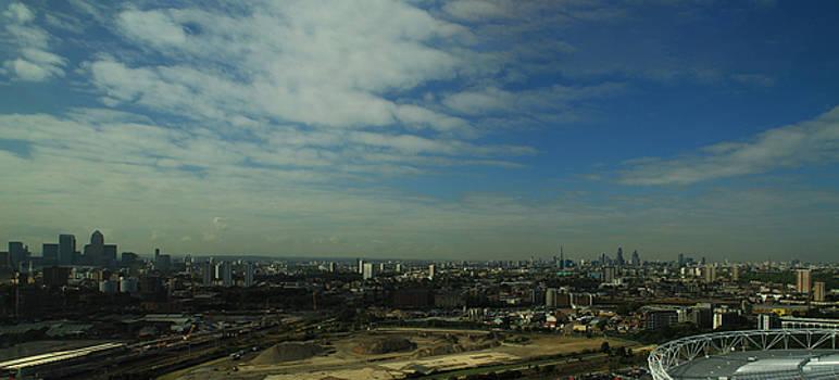 David French - London Skyline