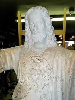 Sacred Heart Restoration by Wayne Pruse