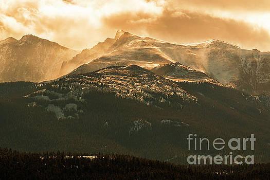 Steve Krull - Stormy Peak