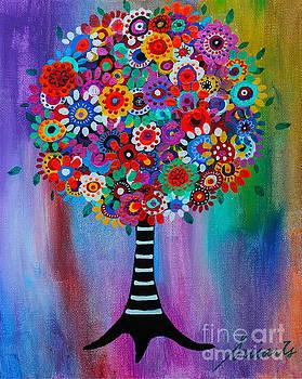 PRISTINE CARTERA TURKUS - TREE OF LIFE