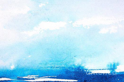 Watercolor Background by Dariusz Gudowicz