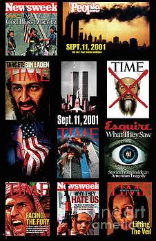 Julian Starks - 9/11 Terror Attack