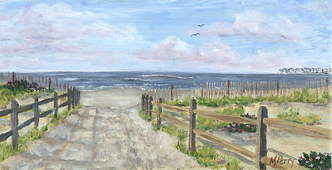 92nd Street by Margie Perry
