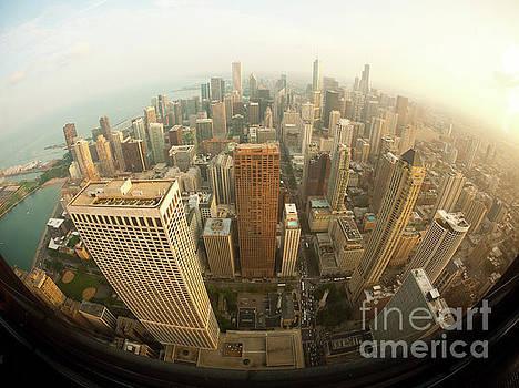 94 Floors over Chicago by Felix Choo