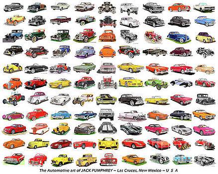 Jack Pumphrey - 99 Cars