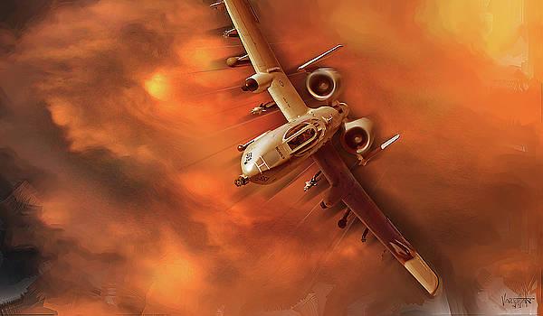 James Vaughan - A-10 Rolling In