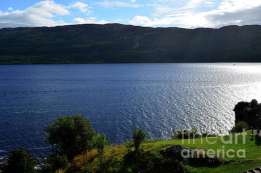 A Beautiful Look at the Mysterious Loch Ness in Scotland. by DejaVu Designs