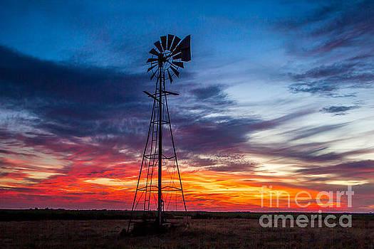 A Beautiful Sky by Jim McCain