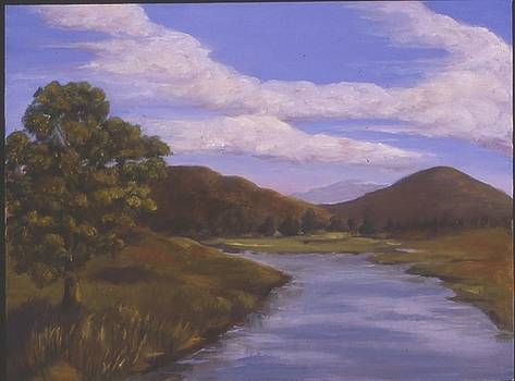 Mary Erbert - A Bend in the River
