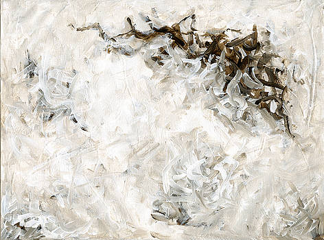 A Better Way Abstract by Karla Beatty