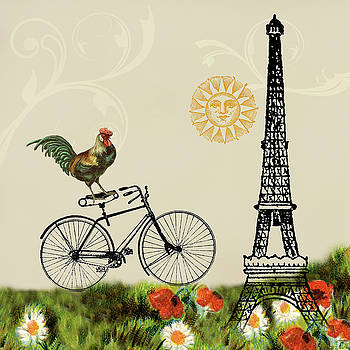 A Bicycle Tour of Paris by Peggy Collins