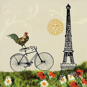 Peggy Collins - A Bicycle Tour of Paris