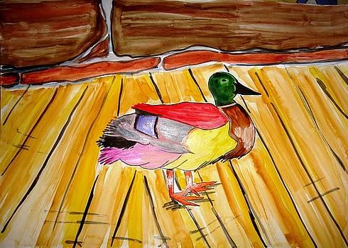 A bird by Sonali Singh