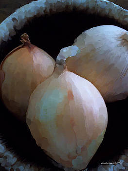 Michelle  BarlondSmith - A Bowl of Onions