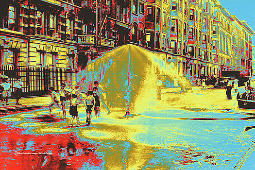 A Bright Summer by Michael Chatman