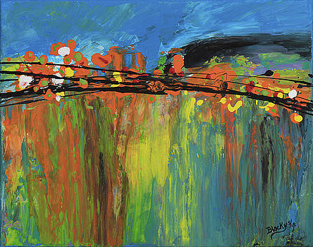 Donna Blackhall - A Brilliant Reflection